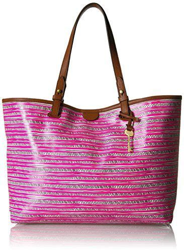 Fossil Tote Pink Stripe 263 best fossil handbags images on fossils
