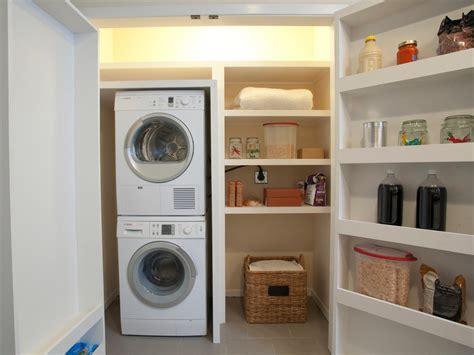 Laundry Closet Storage by Photos Hgtv
