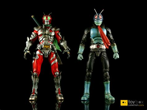 S I C Sic Kamen Rider review of s i c vol 62 masked rider zx toyboxcollection