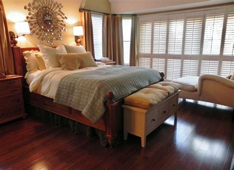 traditional bedroom colors muted colors plantation shutters mounted bedside ls