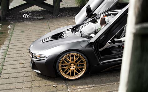 matte bmw i8 matte black bmw i8 by edc bmw car tuning