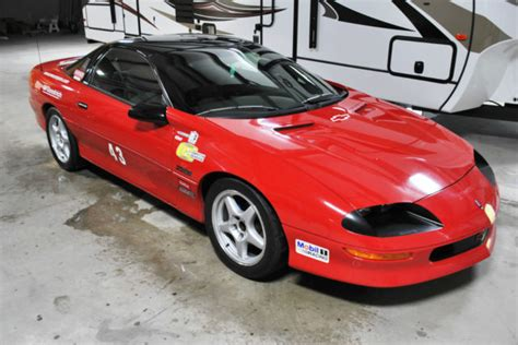 car owners manuals for sale 1998 chevrolet camaro electronic valve timing 1994 chevrolet camaro z28 lt1 1le manual 2 owners original paint low miles clean classic
