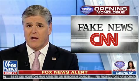And In Hoax News by Hannity Ran Deceptively Edited Cnn Clip During