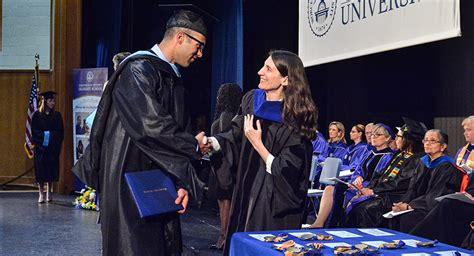 Mba Programs Worcester Ma by Nearly 200 Graduate Students Receive Degrees At Commencement
