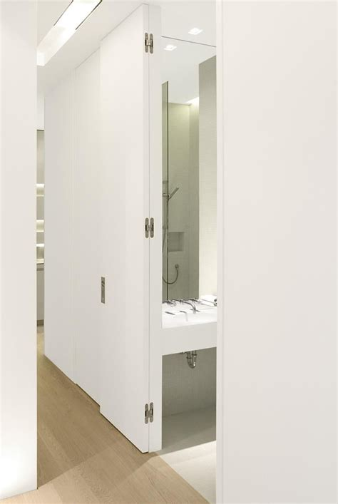 Concealed Door Hinges by Architectural Detail Concealed Hinges Remodelista