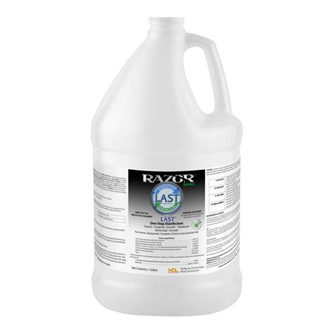 razor brand  antimicrobial coating disinfectant