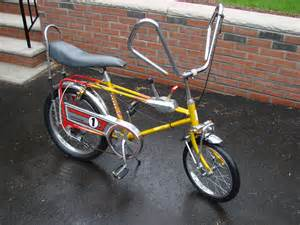 Bicycle picture of the day 1969 sears screamer