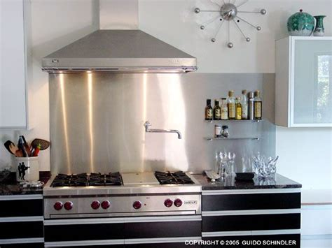 stainless steel backsplash with shelf stainless steel backsplash with pot filler land bread peace shelves the o