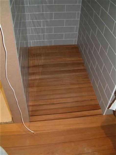 slatted teak modern bathroom flooring ideas teak floor bathroom bathroom design ideas