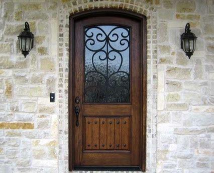 Wood And Iron Front Doors Iron Doors Entrada Iron And Wood Doors Dallas Tx Wood Doors