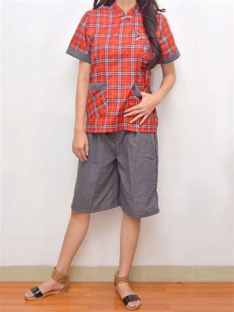 Baju Seragam Baby Sitter 22 jual baju seragam suster nanny kerah shanghai