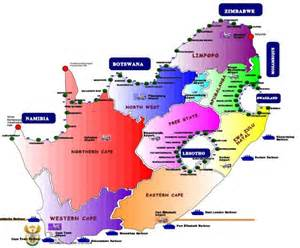 us airports of entry map map all sa s official points of entry contact details