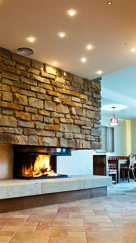 Creating An Open Fireplace by 53 Fireplaces To Warm Your Inspiration Photo Gallery