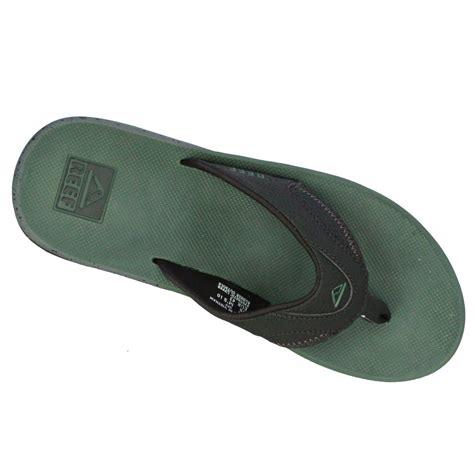 water friendly sandals reef water friendly mens sandals with bottle opener