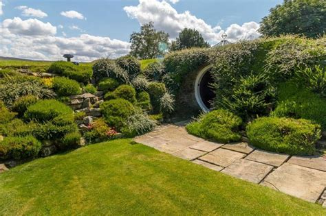 You Can Buy A Luxury Hobbit House For A Cool Million Bucks