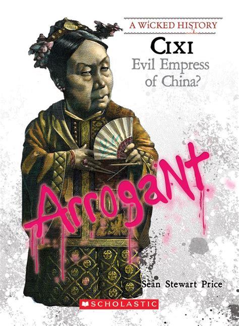 Cixi Evil Empress Of China cixi evil empress of china historical