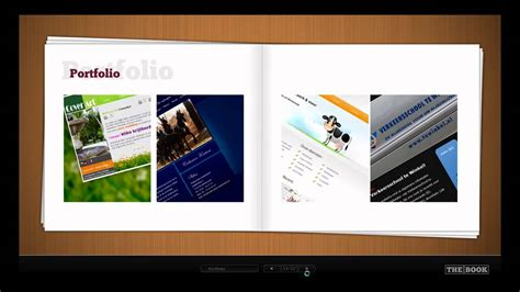 book layout powerpoint the book powerpoint template youtube