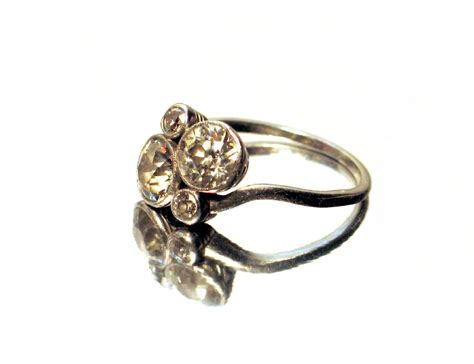 Antique Rings by Plain Antique Engagement Rings Antique Style Engagement