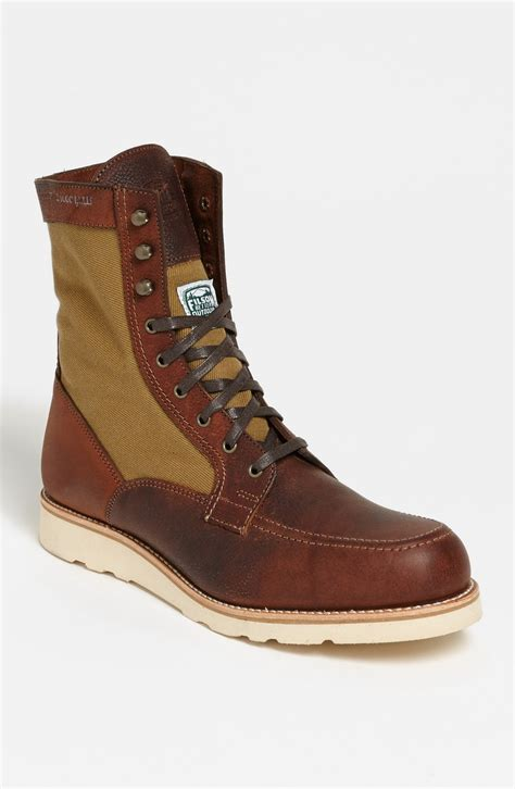 wolverine s boots wolverine 1000 mile rowan boot in brown for lyst