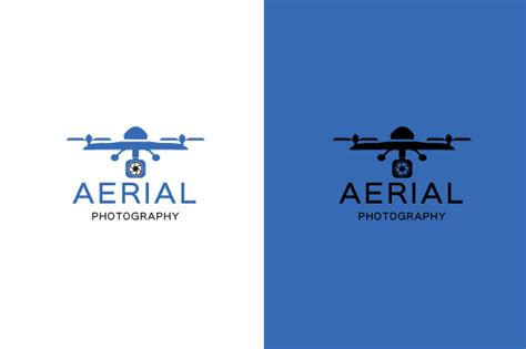 Aerial Photography Logo Logo Templates On Creative Market Aerial Photography Website Templates
