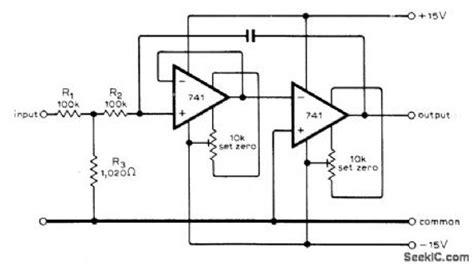 integrator op ti op integrator drift 28 images integrator circuit integrator circuit with reset 28 images
