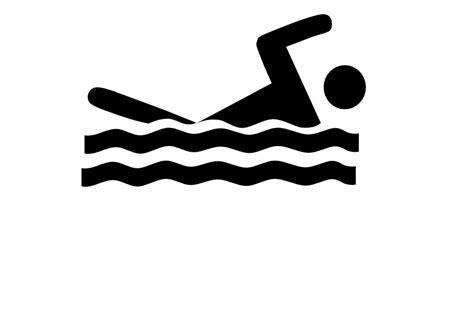 swimming clip swim team logo clipart collection