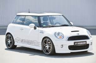 hamann mini cooper r56 car tuning