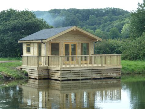Cabins On The Water by Log Cabins Gallery Ashdown Cabins