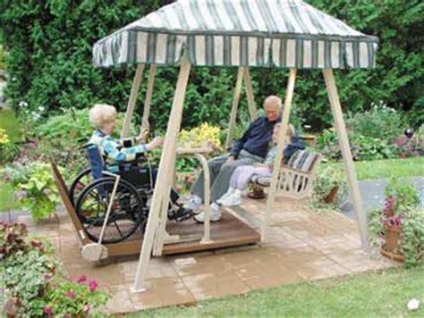 wheelchair accessible swing outdoor swings swings and wheels on pinterest