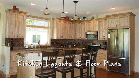 kitchen layouts floor plans home check