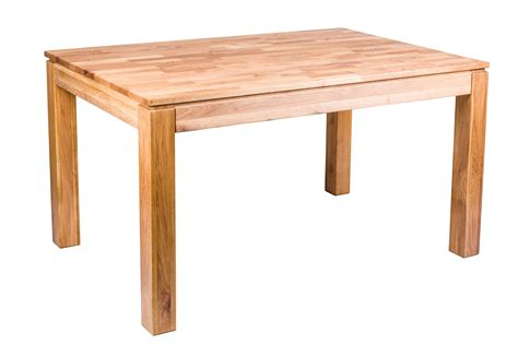 Oak Dining Table Bench Modern Solid Oak Extending Dining Table 160 To 210 Cm