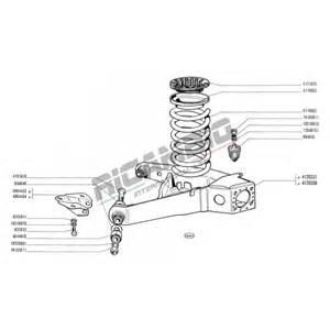 Fiat 500 Parts Uk Rear Axle Shim 0 8mm Classic Fiat 500 126