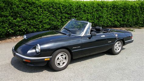 Alfa Romeo Spider For Sale by 1990 Alfa Romeo Spider For Sale