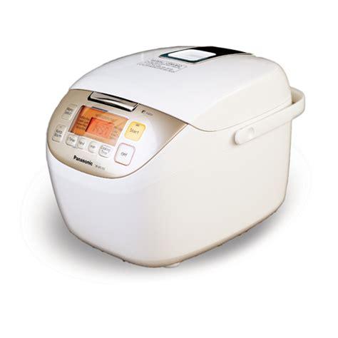 Multi Cooker Panasonic panasonic 6 cup multi cooker with binchotan carbon inner pan sr ms103 best buy ottawa