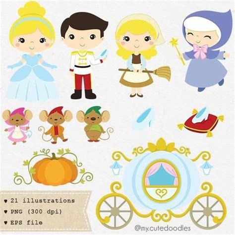 Creare Clipart Cinderella Clipart Tale Princess Clipart
