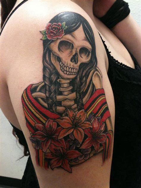 mexican heritage tattoos 35 exceptional mexican tattoos creativefan
