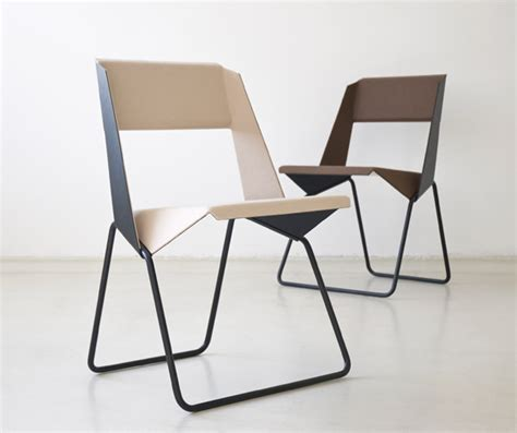 Sheet Metal Chair by Wow This Is Gorgeous Bent Sheet Metal Chair By Botther