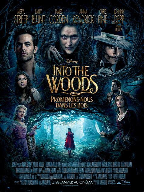 into the woods into the woods promenons nous dans les bois 2014