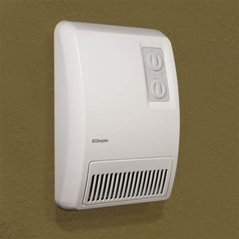 in wall fan heater dimplex ef12 deluxe fan forced wall mounted bathroom