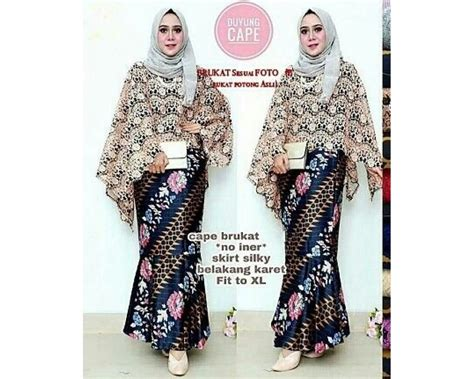 04 Bordier Blouse baju korea st kb duyung cape mocca