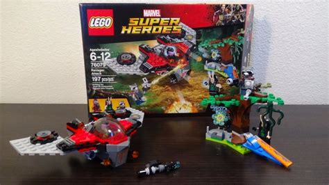 Lego 76079 Marvel Heroes Ravager Attack Guardians Of The Galaxy lego 76079 raveger attack marvel guardioes da galaxia 197pcs r 159 00 em mercado livre