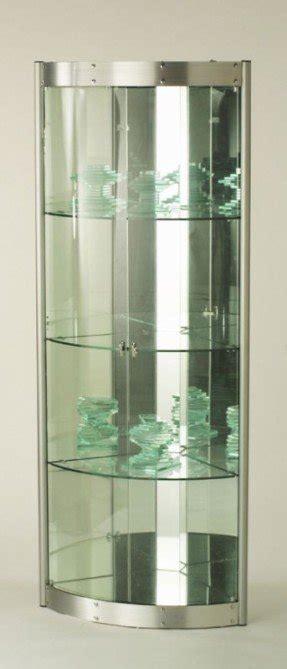 modern corner curio cabinet contemporary corner curio cabinet foter
