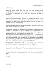 Der Brief Beispiel 4teachers Beispiel Pers 246 Nlicher Brief