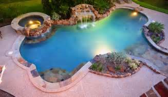 pool and spa designs dream pool pool design ideas pictures