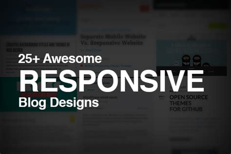 design journal blog 25 awesome responsive blog designs top digital agency
