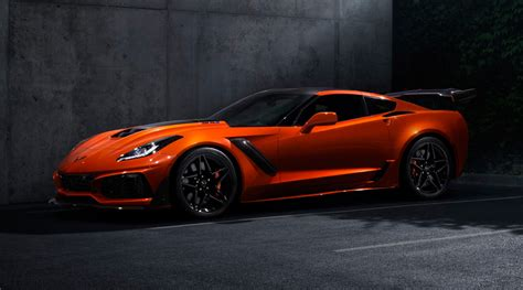 corvette zri 2019 chevrolet corvette zr1 most powerful