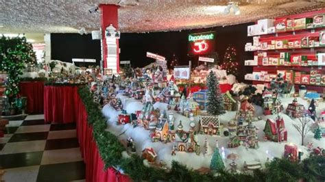 large christmas store picture of shell factory nature