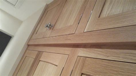 Solid Wood Fitted Wardrobes by 59 Solid Wood Fitted Wardrobes Wardrobe Oak Awesome