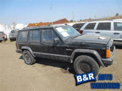 1993 jeep cherokee spare wheel carrier 21321756