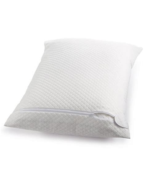 macys bed pillows dream science by martha stewart collection bed bug pillow protectors only at macy s pillows